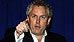 Andrew Breitbart the conservative blogger who exposed the a photo of U.S. Congressman Anthony Weiner, D-N.Y. that Weiner sent to a young woman, addresses a press conference in New York, Monday, June 6, 2011. (AP Photo/David Karp)