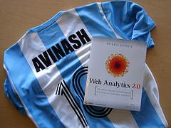 Web Analytics 2.0, Argentina, and Avinash.