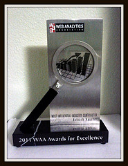 2011 WAA Awards for Excellence