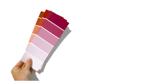 paint color samples