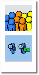 clicktracks segmentation revenue analysis