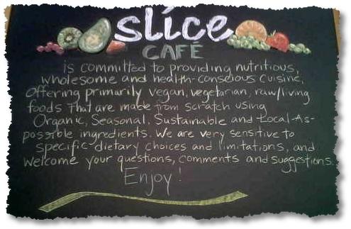 slice cafe google