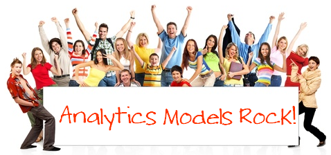 web analytics models rock