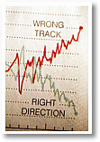 wrong or right direction 1