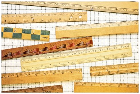 measuring rulers