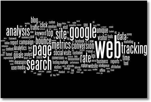 internal site search tag cloud