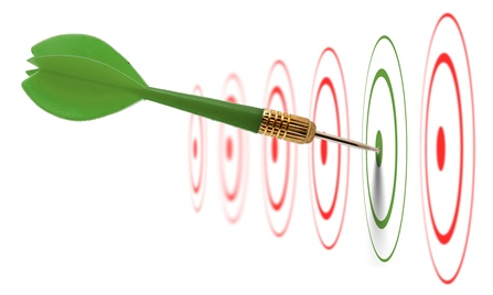 aim focus shoot win