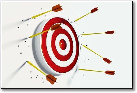 missed target