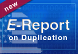 Graphic for Duplication E-Report