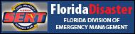 florida disaster management button