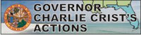 Governor Charlie Crist's Actions