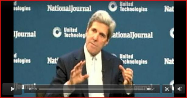 Kerry Discusses Lessons from