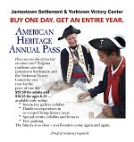 American Heritage Annual Pass