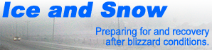 More about safety and recovery during blizzard conditions.