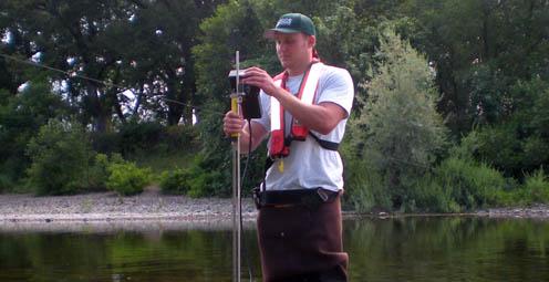 Youth at USGS: Hydrotech Josh Latimore