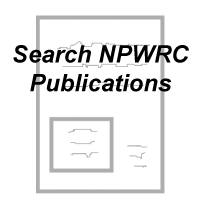 Search NPWRC Publications