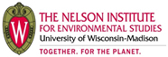 University of Wisconsin--Nelson Institute logo