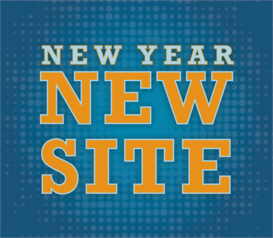 New year, new site graphic