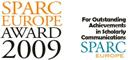 SPARC Europe Award 2009