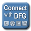 Connect with DFG via Facebook, Twitter, YouTube, etc.