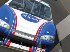 Rockets 2 Racecars Interactive Feature