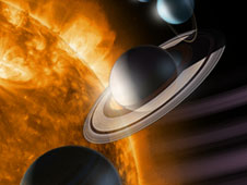 Eyes on the Solar System. Credit: NASA