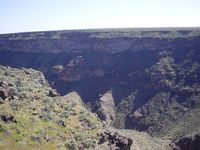Owyhee Canyon, May 2003