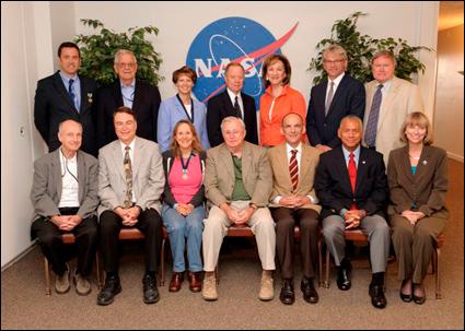 August 2011 NAC Members