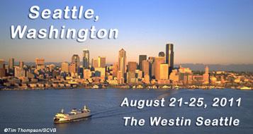August 21-25, 2001, The Westin Seattle, Seattle, Washington