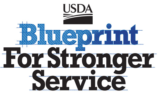 The Blueprint for Stronger Service is based on a Department-wide review of operations conducted as part of the Administration's Campaign to Cut Waste, launched by President Obama and Vice President Biden to make government work better and more efficiently.