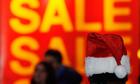 December retail sales