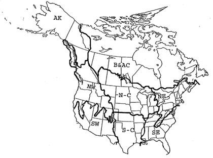 MAPS Regions