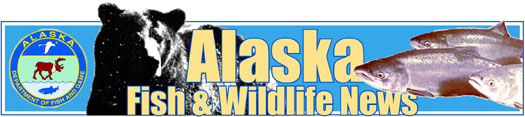 Alaska Fish and Wildlife News, an online magazine by Alaska Department of Fish and Game