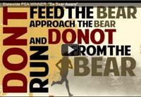 Be Bear Aware video