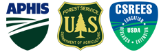 forest service, aphis, csrees