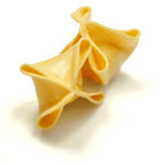 (Geometrical) Recipes for Pasta