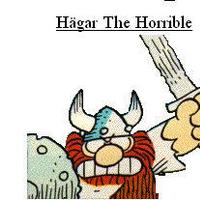 Hagar the horrible 2012