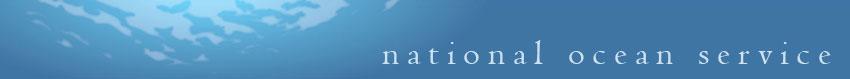 National Ocean Service banner