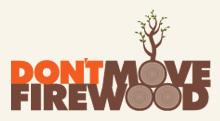 Don't Move Firewood Logo