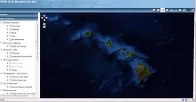 PBIN Web Mapping Service