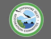 Welcome to the website for the OFFSHORE ISLET RESTORATION COMMITTEE [OIRC]. Please click to enter.