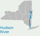 Page applies to Hudson River region