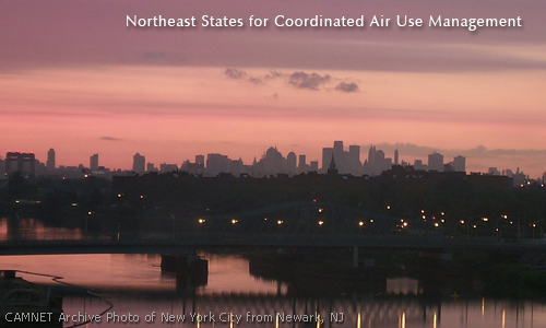 The Clean Air Association of the Northeast States