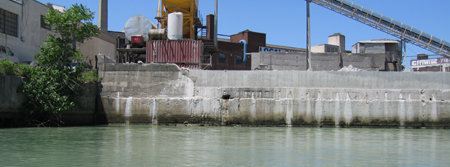 Nycon on Newtown Creek