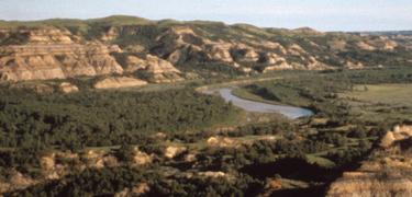 North Unit Landscape