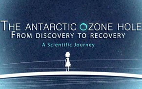 The Antarctic Ozone Hole - From Discovery to Recovery.