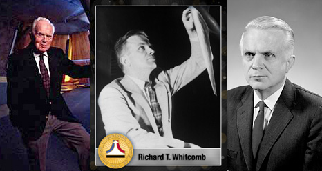 Richard T. Whitcomb, National Aviation Hall of Fame