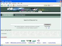 Search For Great Basin metadata