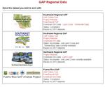 Gap online Analysis Tool logo