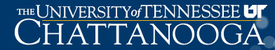 The University of Tennessee at Chattanooga home page